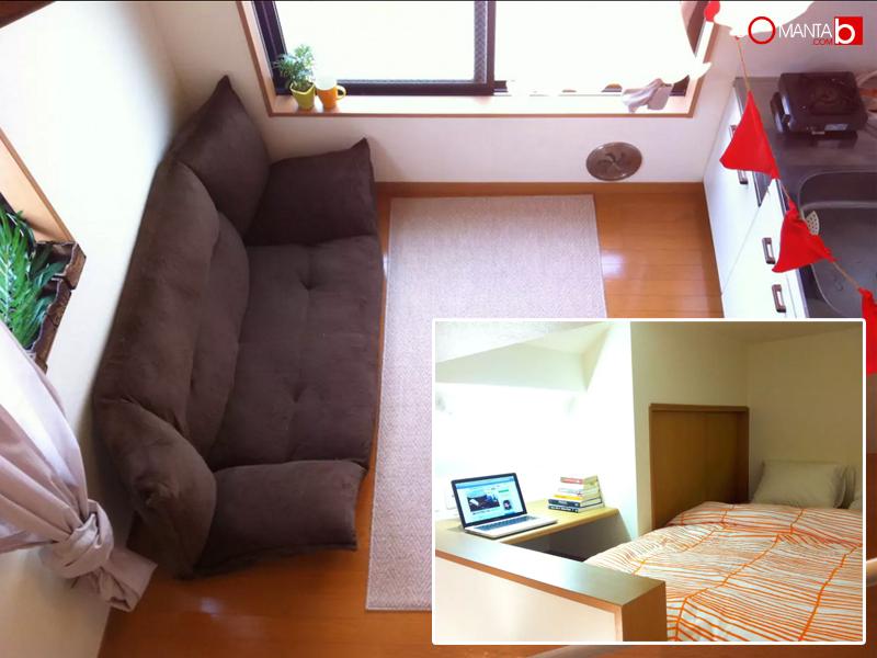 hostel murah di tokyo