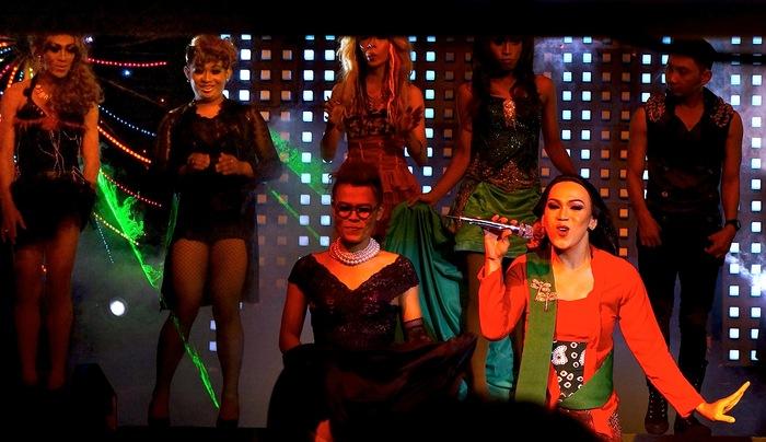 show cabaret oyot godhong