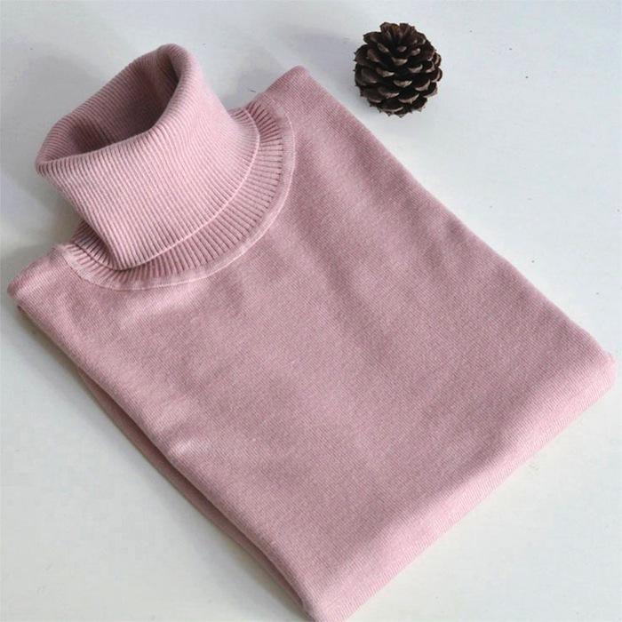 baju turtle neck wanita untuk musim dingin