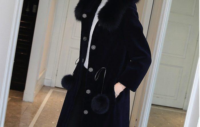 jaket musim dingin bulu domba