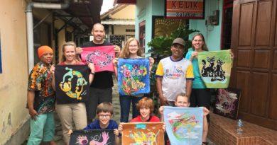 Kursus Batik di Yogyakarta, Bikin Batik Untuk Pemula Dalam Waktu 6 Jam