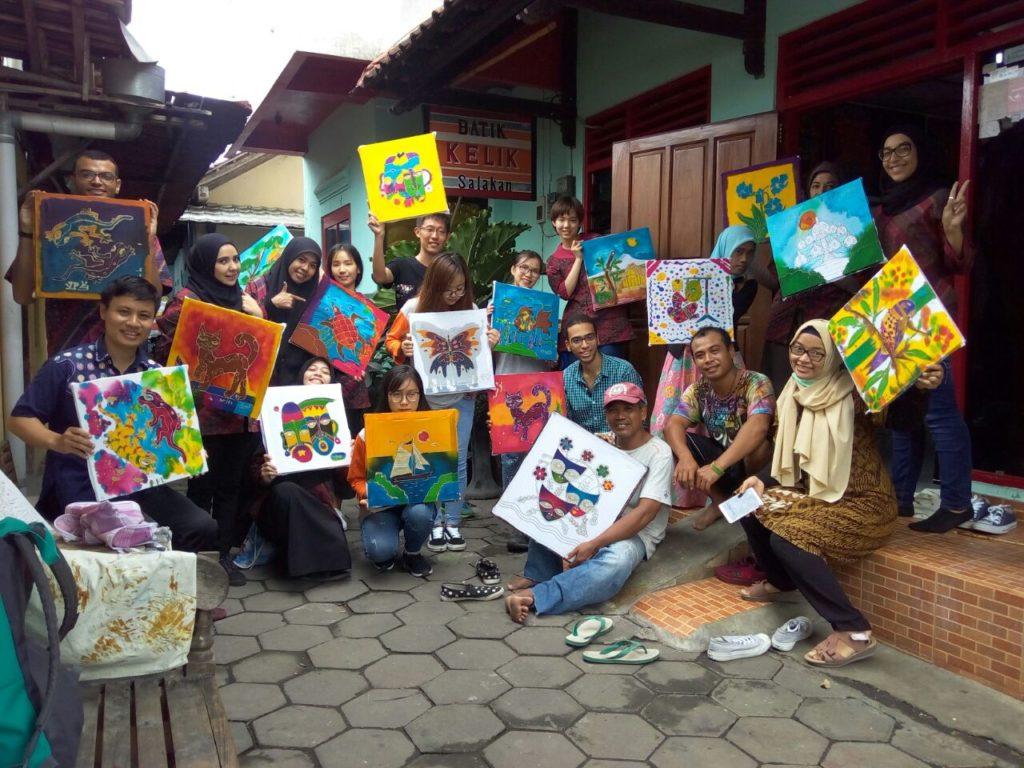 batik course in yogyakarta for beginner