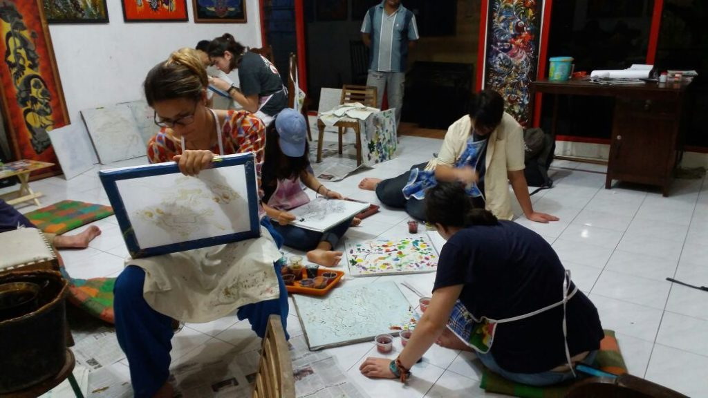 join batik course in yogyakarta
