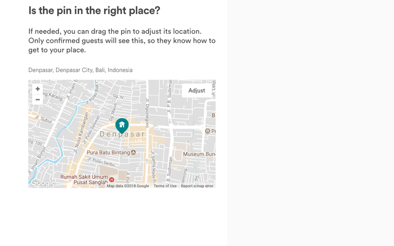 cara daftar host airbnb