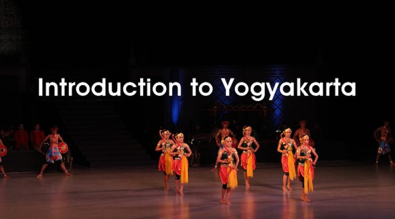 introduction to yogyakarta