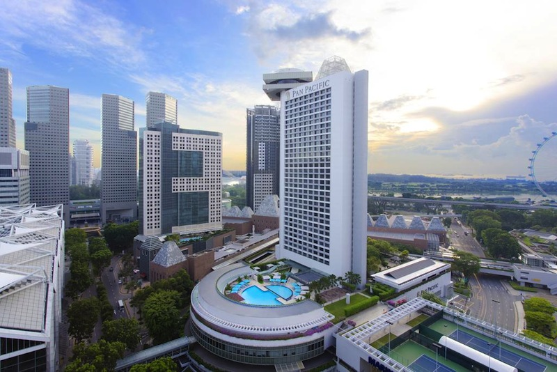 best 5 star hotels in Singapore