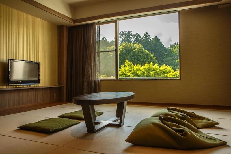 best hakone luxury hotel