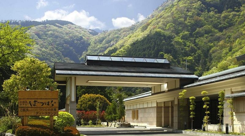 best hotel in hakone