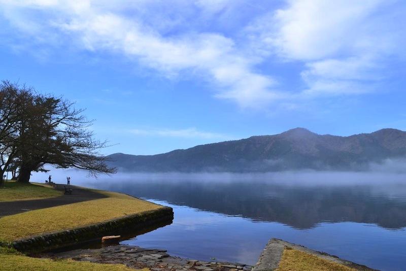 best hotel near lake ashinoko
