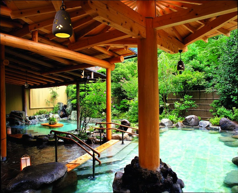 best ryokan in hakone