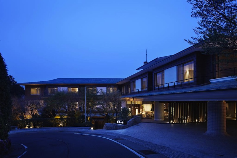 favorite hakone luxury hotel