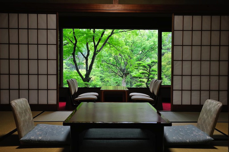 favorite ryokan in hakone