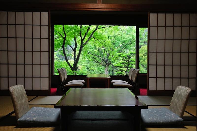 favorite ryokan in hakone