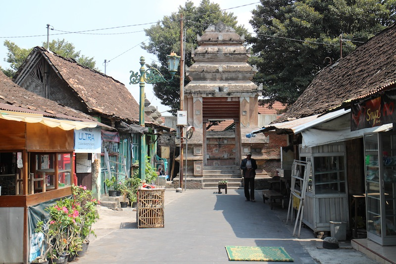 how to go to kotagede in yogyakarta