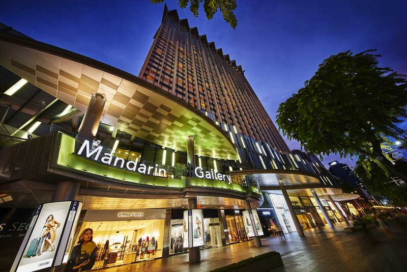 luxury 5 star hotels in Singapore