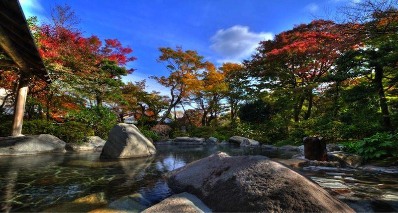 luxury ryokan in hakone