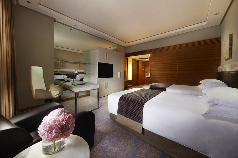 reliable 5 star hotels in Singapore