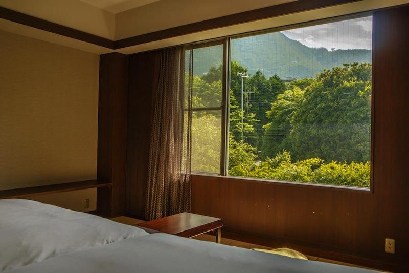 room in hakone luxury hotel