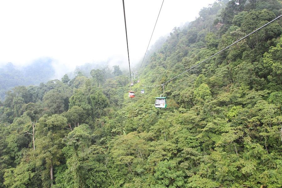 Kawasan Genting Highland Malaysia