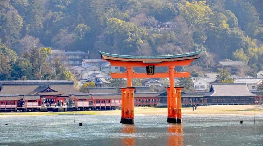 cara menuju hiroshima dari osaka