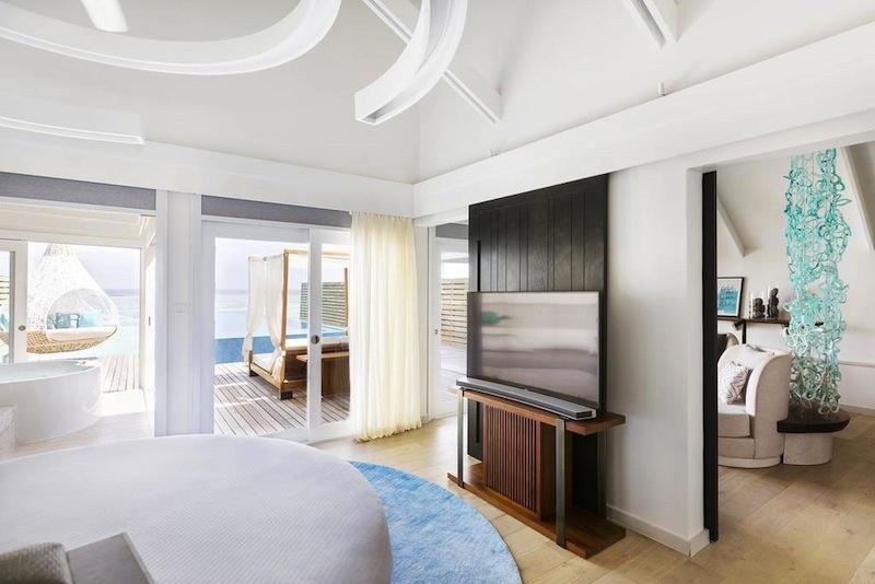hotel untuk liburan ke maldives