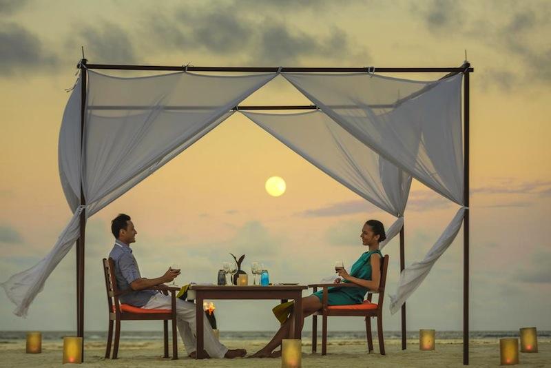 pesan hotel di maldives