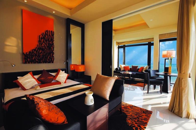 resort terbaik di maldives