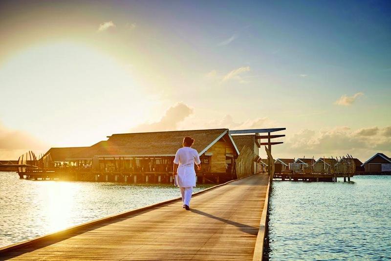 resort terbaik untuk liburan ke maldives